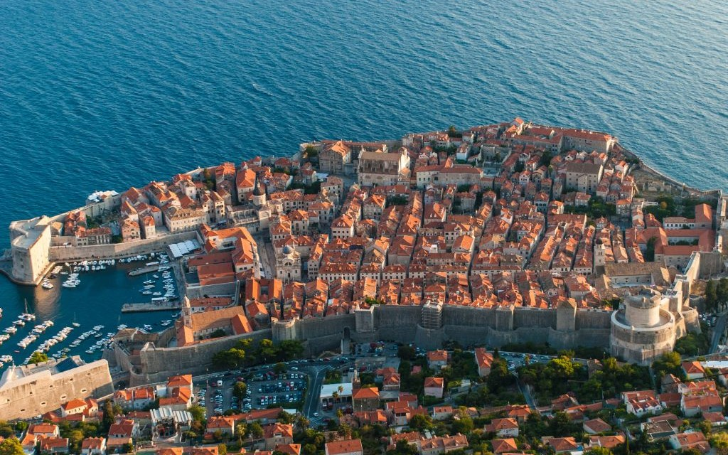 Dubrovnic, Croatia, used for King's Landing in Game of Thrones © Remus Pereni | Flickr