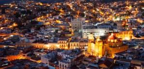 Guanajuato City, Mexico © Jose Antonio Nicoli | Dreamstime 30688637