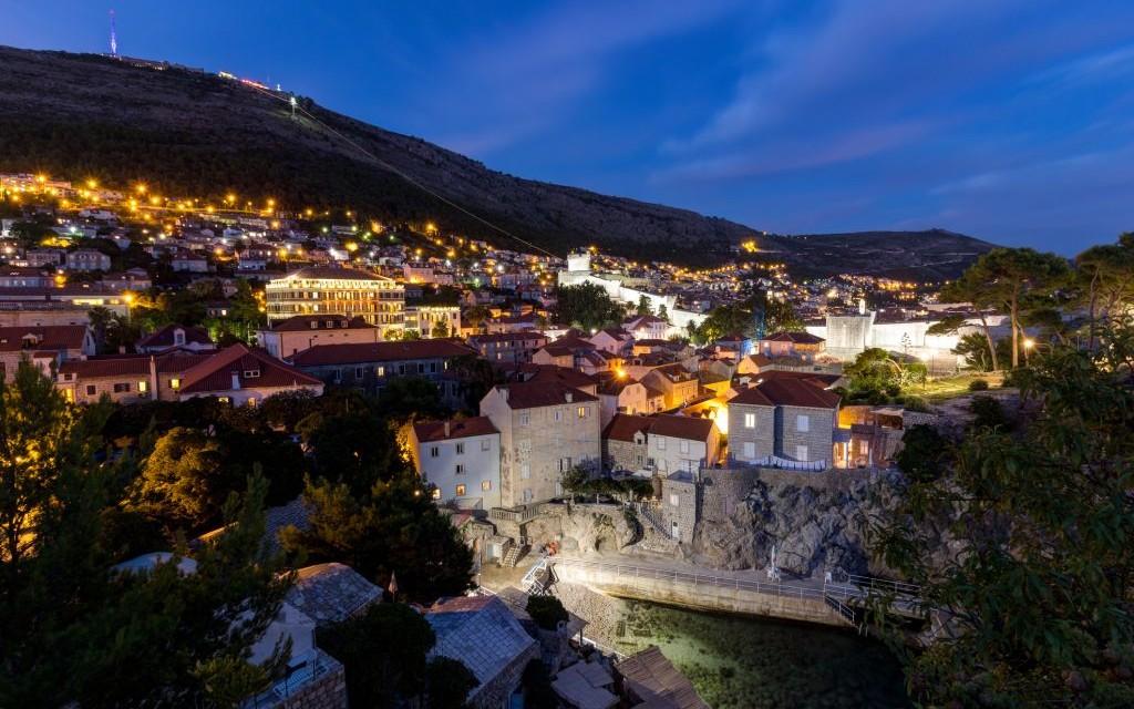 Mount Srd, Dubrovnik, Croatia © Tuomaslehtinen | Dreamstime 60729802