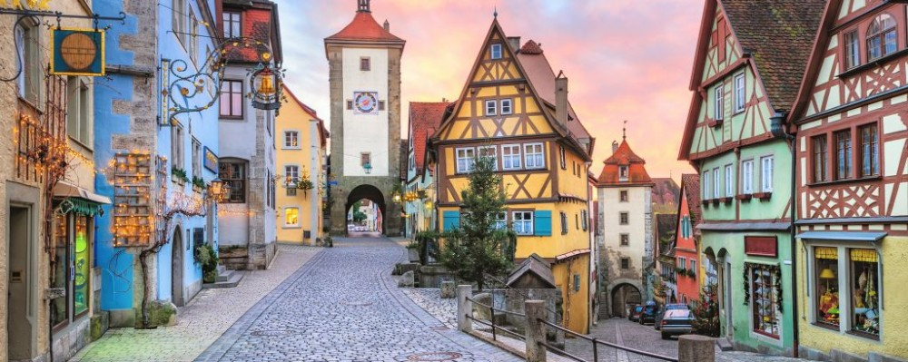 Trazee Travel Top 5 Daytrips From Munich Germany