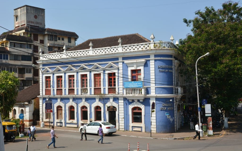 Panaji, Goa, India © Rainer Klotz | Dreamstime 73174847