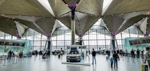Pulkovo Airport, St. Petersburg, Russia © Anton Kudelin | Dreamstime 73173658
