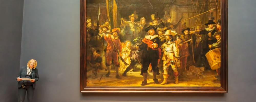 Night Watch by Rembrandt at the Rijksmuseum, Amsterdam, Netherlands © Dutchscenery | Dreamstime