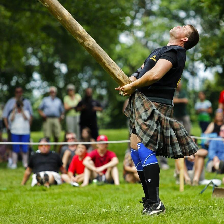 Scottish Highland Games © Jamie Roach   Dreamstime 32625933