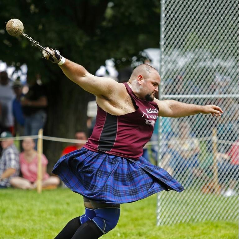 Scottish Highland Games © Jamie Roach   Dreamstime 32626253