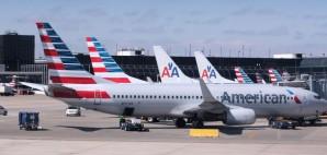 American Airlines © Tupungato | Dreamstime 56041933