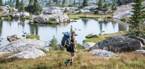 Backpacking in Colorado © Joshschutz | Dreamstime 66975883