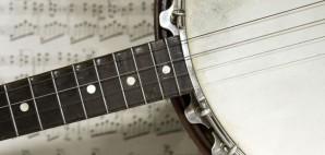 Banjo © Len Green | Dreamstime 5185355