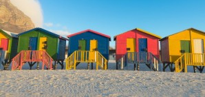 Cape Town, South Africa © Agaliza | Dreamstime 53217567