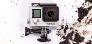 GoPro Hero 4 © Ruslan Gilmanshin | Dreamstime 61022942
