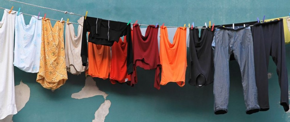 Laundry © Baloncici | Dreamstime 30714449