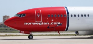 Norwegian Airlines © Theataraxia | Dreamstime 34046597