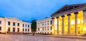 Oslo University, Norway © Nickolay Stanev | Dreamstime 57160857