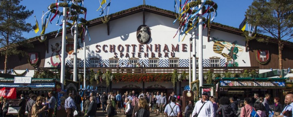 Schottenhamel Oktoberfest Munich Germany © Carso80 | Dreamstime 69176988 & Trazee Travel | Biggest and Best Tents at Oktoberfest - Trazee Travel