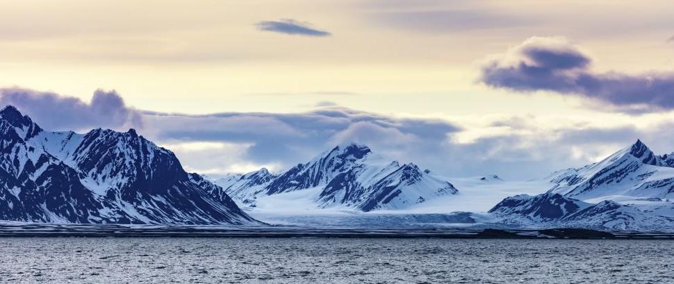 Svalbard © Kjetil Kolbjornsrud | Dreamstime 76912549