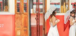 Wedding Dress © Tijanaa   Dreamstime 51083345