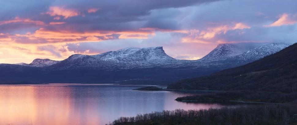 Abisko, Sweden © Pitiya Phinjongsakundit | Dreamstime 61209873