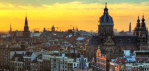 Amsterdam © Dennis Van De Water | Dreamstime 40494799