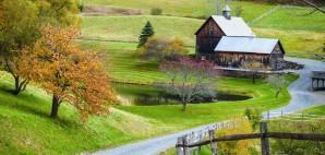 Autumn in Vermont © Reinhardt | Dreamstime 46669476