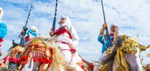 Berber Riders of Morocco © Aziz Rimi | Dreamstime 60631987