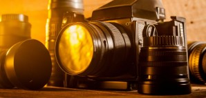 Camera Gear © Mr..yuttadanai Mongkonpun | Dreamstime 59937412
