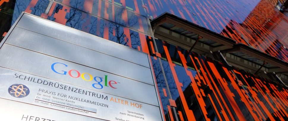 Google Office in Munich, Germany © Tomnex | Dreamstime 38622805