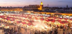 Jemma al Fnaa, Marrakech, Morocco © Simon Thomas | Dreamstime 53631649