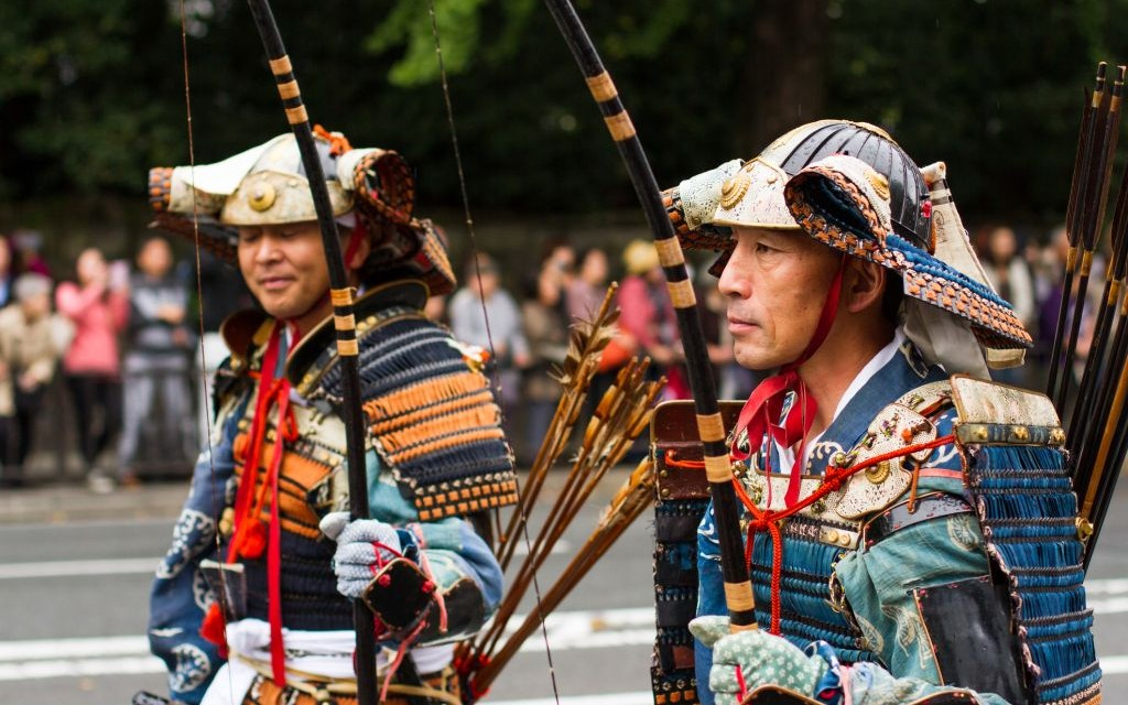 Jidai Matsuri, Kyoto, Japan © Kuzelv | Dreamstime 48942427