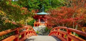 Kyoto, Japan © Noppakun | Dreamstime 48062086