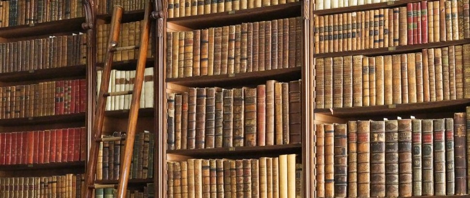 Library © Maya Bunschoten | Dreamstime 31512184