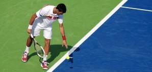 Novack Djokovic tennis © Meunierd | Dreamstime 50311571