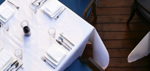 Restaurant Table © Jukuraesamurai | Dreamstime 24652885