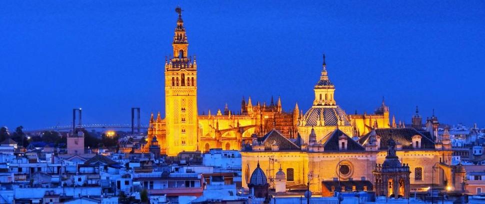 Seville Spain © Karol Kozlowski | Dreamstime 35434974