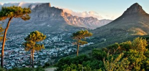 Signal Hill, Cape Town, South Africa © Delstudio | Dreamstime 57184588