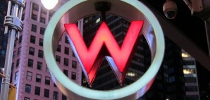 The W Hotel, Theater District, New York City © Josh | Flickr