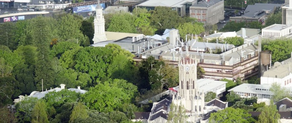 Universit of Auckland, New Zealand © Rafael Ben-ari | Dreamstime 34412988