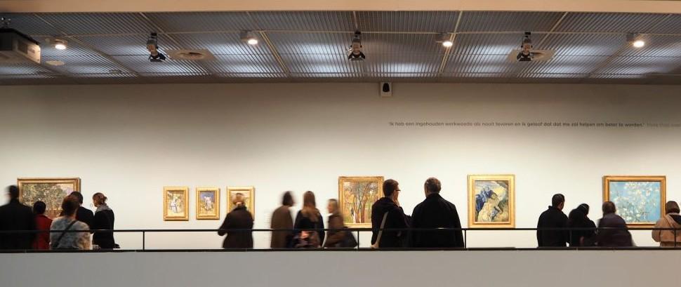 Van Gogh Museum, Amsterdam © Henry Burrows | Flickr