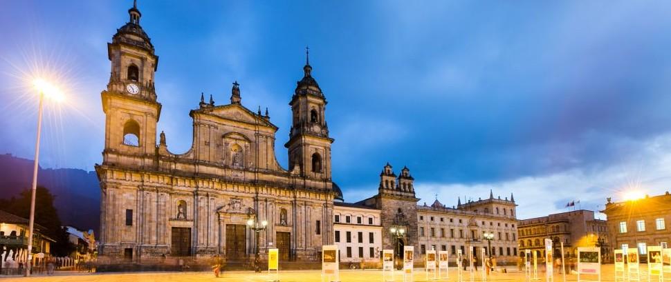 Bogota, Colombia © Dmitry Ilyshev | Dreamstime 66836972