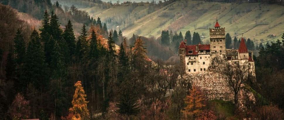 Bran Castle, Romania © Birica Eugen | Dreamstime 35895180