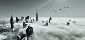 Fog in Dubai, United Arab Emirates © Mohamed Kasim Naufal | Dreamstime 54587254