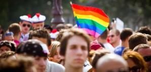 Gay Pride Flag © Eugen Andreiadis   Dreamstime 14899262