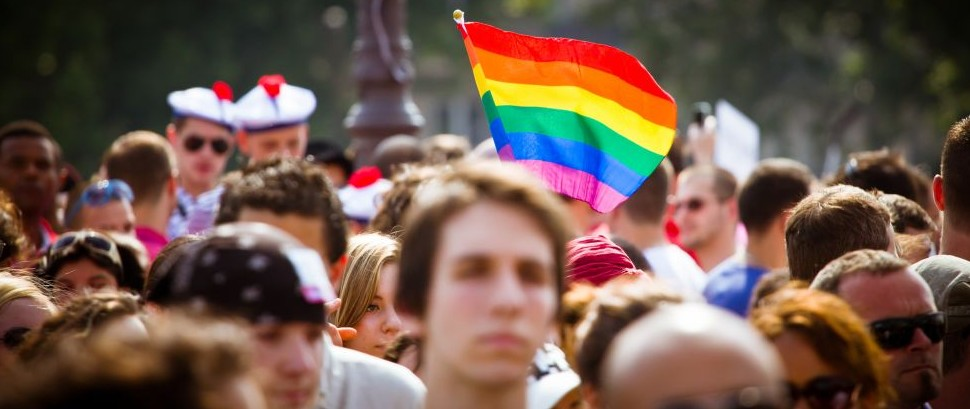 Gay Pride Flag © Eugen Andreiadis | Dreamstime 14899262