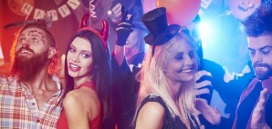 Halloween Party © Gpointstudio | Dreamstime 78773101