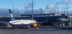 Keflavik International Airport, Iceland © Oriontrail | Dreamstime 53658816