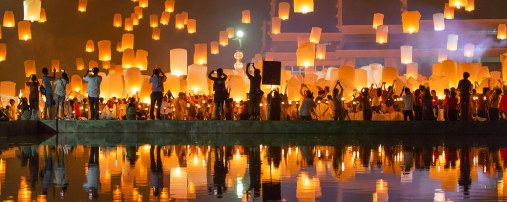 trazee travel lantern festival in chiang mai thailand trazee travel
