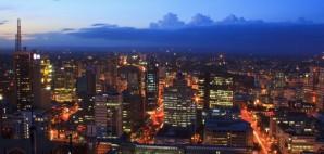 Nairobi, Kenya © Joshua Wanyama | Dreamstime 34067418