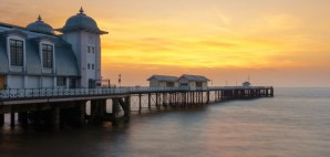 Penarth Pier, Wales © Bettina Sentner | Dreamstime 77303183