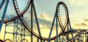 Roller Coaster © Marcio Silva | Dreamstime 20504265