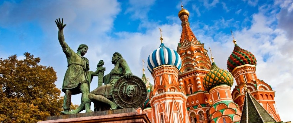St. Basil's Cathedral, Moscow's Red Square, Russia © Alexander Tolstykh | Dreamstime 36771945