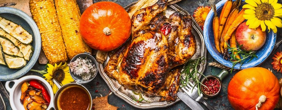 Thanksgiving Dinner © Victoria Shibut | Dreamstime 74685289